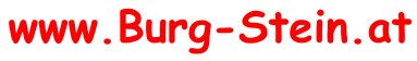 www.Burg-Stein.at