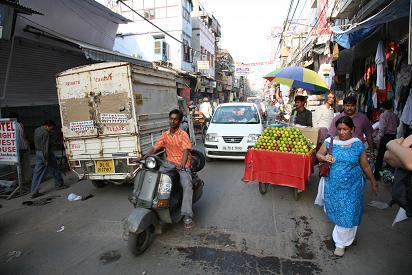 Delhi - Main Bazar Road