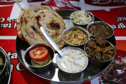 Essen Indisch
