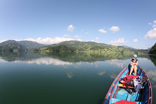 am Begnas Tal Lake